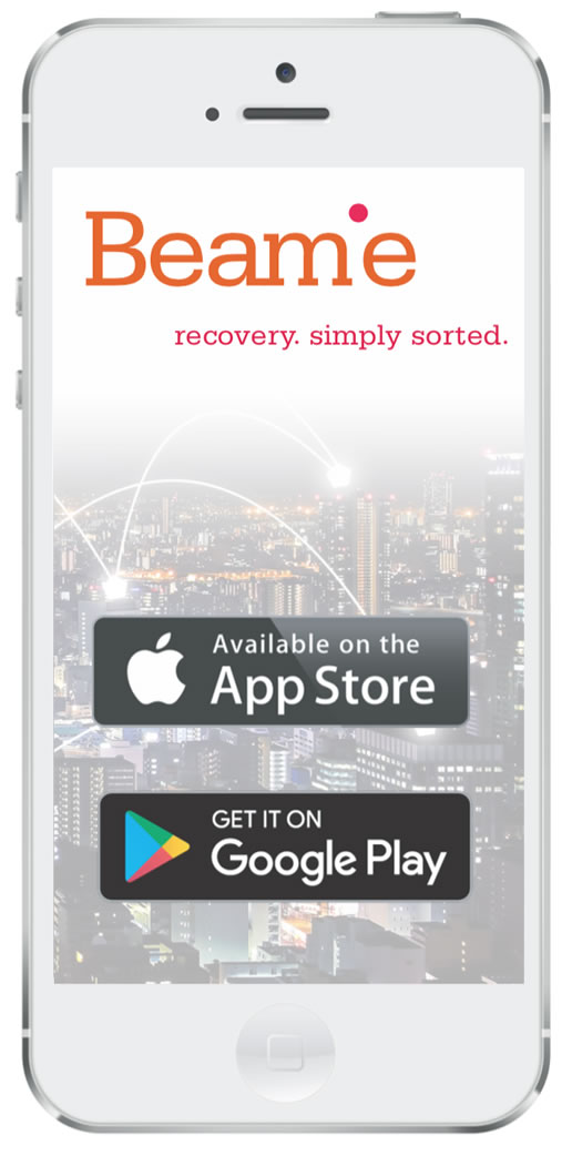 Beame Smartphone App