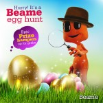 Beame is all about watching your wheels while you go out and enjoy life, well in this regard while you go hunting… for some Easter Eggs