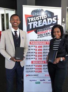 Beame and Tiger Wheel & Tyre celebrate Women's Month with free Tyre and Road Safety workshops
